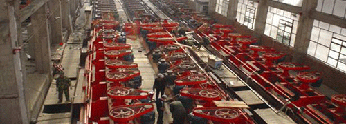 浮选生产线