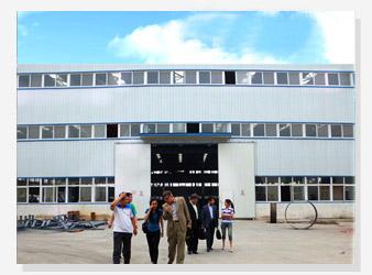 以色列客户考察铅矿生产线设备