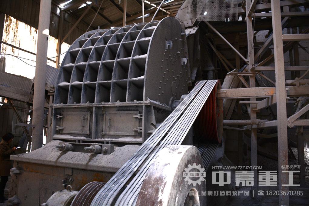 荥阳时产1000吨石灰石生产线/