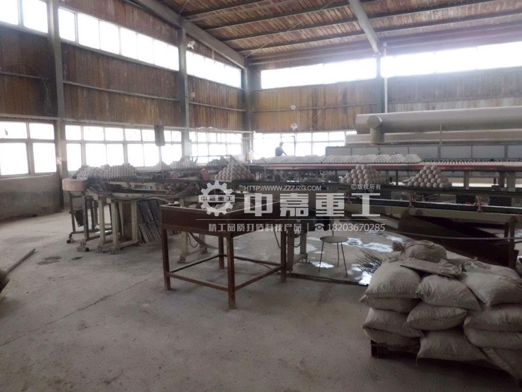 威德邦瓷业有限公司陶瓷球磨机_烧成窑设备案例/