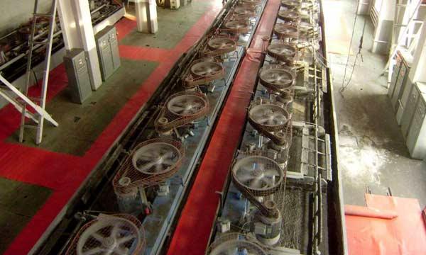 宁夏同基在刚果金日处理1000吨金矿生产线项目
