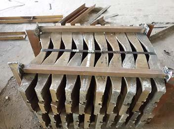 钢球磨机配件