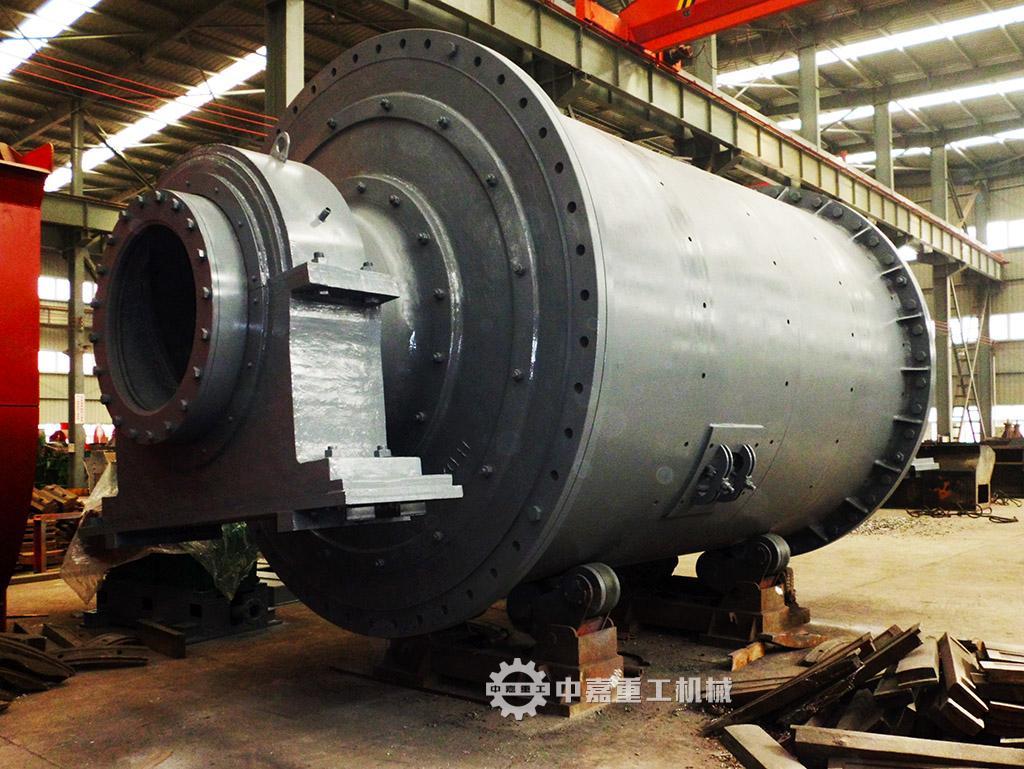 钢球磨煤机1